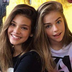 Laneya Grace and Jade Weber