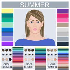 Image result for winter women palette