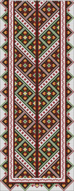 Ukrainian Embroidery for Front of Men's Shirt Cross Stitch Borders, Cross Stitch Rose, Cross Stitch Charts, Cross Stitch Flowers, Cross Stitching, Cross Stitch Patterns, Beaded Embroidery, Cross Stitch Embroidery, Embroidery Patterns