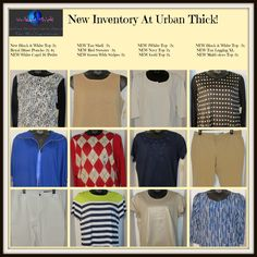 """New cute #curvy #plus #size #clothes by #ColdwaterCreek #SusanGraver and 100s of other brands for #women with #curves for sale now at urbanthick.com """"We fit your curves and your wallet!"""" """"Let your curves be heard, shop at Urban Thick"""""""