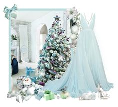 """""""Christmas in different colors. - Contest!"""" by asia-12 ❤ liked on Polyvore featuring Giuseppe Zanotti, Oscar de la Renta, Dolce&Gabbana and Belk & Co."""