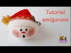 Crochet Christmas Ornaments, Christmas Crafts, Tutorial Amigurumi, Crochet Doilies, Crochet Toys, Tree Decorations, Miniatures, Free, Knitting