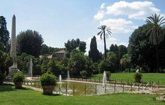 Villa Torlonia in Rome