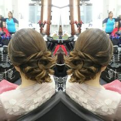 #hair #cabello #peinado #hairDo #recogido #upDo #wave #ondas #picoftheday #hairdresser #hairstylist #estilista #peluquero #Panama #pty #pty507 #multiplaza #mirrorphoto #axel04