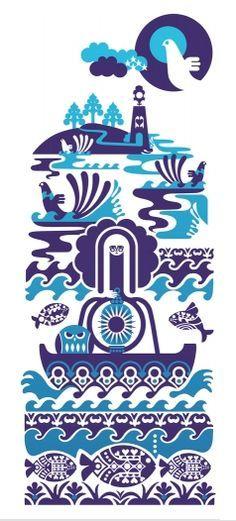 finland poster art - Google Search