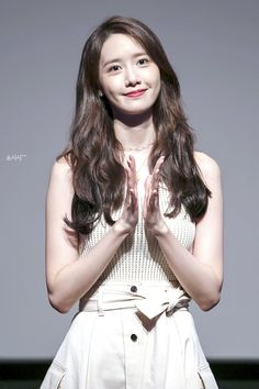 Im Yoona, Girls Generation, Kpop Girls, Asian Beauty, Ulzzang, Actresses, Hair Styles, Womens Fashion, Cute