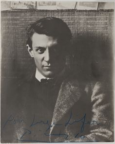 picasso, 1910