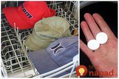 Zobierali sme pre vás pár skvelých rád, ktoré vám pomôžu pri praní. A nejde vždy len o pranie v práčke - tieto triky a tipy vám napríklad pomôžu aj pri praní kúskov, ktoré by sa