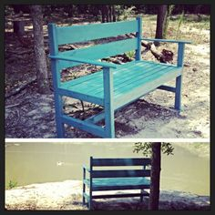 Outdoor Bench   Do It Yourself Home Projects from Ana White