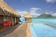 From our shop: Save 16% The St. Regis Bora Bora Resort Bora Bora: $957.16 only!