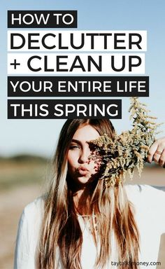 Check out a roundup of epic posts about decluttering your life from cleaning up your finances to improving your mindset.