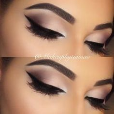 The hottest eye makeup looks - makeup trends - . - The hottest eye makeup looks – makeup trends – heißesten # - Prom Eye Makeup, Smokey Eye Makeup, Skin Makeup, Bridal Makeup, Makeup Brushes, Homecoming Makeup, Eyeshadow Makeup, Eyeshadows, Makeup Remover