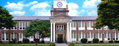 Scream Woodsboro High School