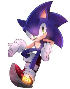 Sonic by on DeviantArt Sonic The Hedgehog 4, Hedgehog Game, Silver The Hedgehog, Shadow The Hedgehog, Sonic Unleashed, Sonic Funny, Sonic Heroes, Sonic And Amy, Sonic Fan Characters