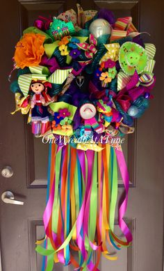 FIESTA WREATH FROM ONE WREATH AT A TIME