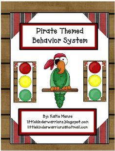 Little Warriors: Pirate Theme Classroom Decor
