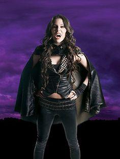déguisement chica vampiro