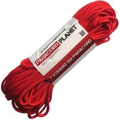 Paracord Planet Nylon 550lb Type III 7 Strand Paracord Made in the U.S.A. PARACORD PLANET http://www.amazon.com/dp/B007ZSBZ22/ref=cm_sw_r_pi_dp_fKHOvb1RMARMF