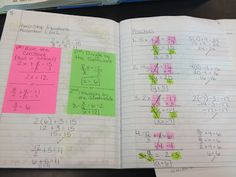 Teaching in Special Education: Two-Step Equations