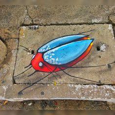 """São Pedro Graffiti on Instagram: """"Arte do @feik_frasao em Jaçanã - Sampa"""""""