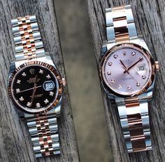 Rolex Lady DateJust II