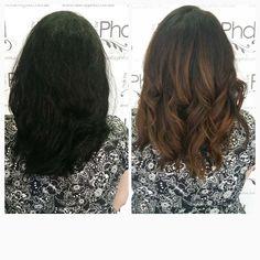 Wow this amazing transformation. Thankyou olaplex! @vanillaskies0209 @olaplex #hair #instahair  #hairstyles #haircolour #haircolor #quote #haircut #selfie #braid #fashion #instafashion #straighthair #longhair #style #straight #black #brown #blonde #makeup #hairoftheday #hairideas #brooklyn #perfectcurls #hairfashion #nyc #coolhair #pastelhair #fall #autumn