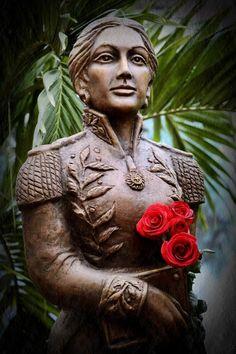 La Generala Manuela Saénz: Libertadora del Libertador Escrito por Marta Rojas | Coordinadora Simón Bolívar