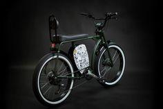 Bicicletta Elettrica CrosS - Domus