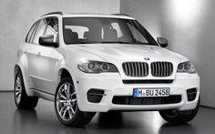 2013 BMW X5 White