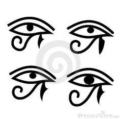 Simbolo L Occhio Egiziano Illustrazioni, Vettoriali E Clipart Stock – (329 Illustrazioni Stock)