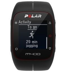 Polar M400 : la montre multisport d'entrée de gamme de Polar