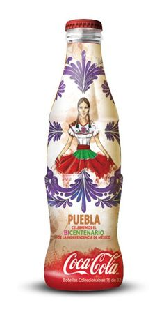 Mexico's Independence Bicentenary - Puebla, Coca-Cola - 2010