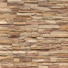 Shanghai Rust Stacked Stone Corner Quartzite By Daltile