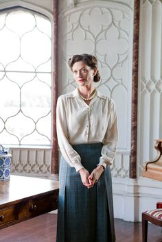 Lady Ellen Hoxley - Sophie Ward in Land Girls, set in the 1940s (BBC TV series 2009-2011).