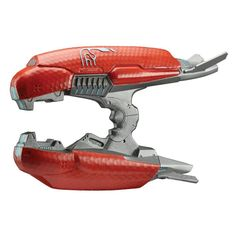 Rock this red Plasma Rifle when you don your Halo Halloween costume. This toy gun is the ideal accessory to add fully-automatic, powerful authenticity to your . Halloween Costume Accessories, Halloween Costume Shop, Halo Halloween, Adult Halloween, John 117, Wicked Costumes, Halo Game, Kids Party Supplies, Weapons
