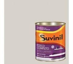 Tinta Acrilica Fosca Premium Suvinil Papel Picado 900Ml.