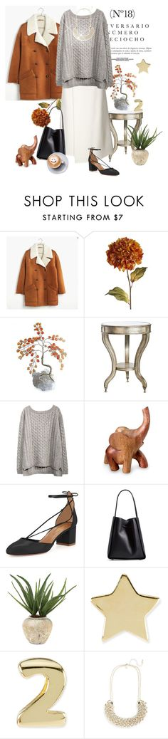 """My Lucky Stars"" by rever-de-paris ❤ liked on Polyvore featuring Madewell, NOVICA, Universal Lighting and Decor, Sinclair, Aquazzura, 3.1 Phillip Lim, John-Richard, Kendra Scott, Topshop and Winter"