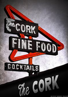 The Cork Los Angeles, CA by Marc Shur