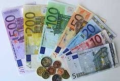 Euros {colorful currency} Euro Exchange Rates for October 16, 2013 (10/16/2013) - Europe