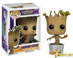 Funko Pop! - Dancing Groot