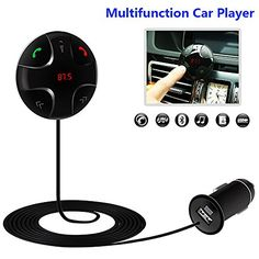 Bluetooth FM Transmitter,JZxin Car Kit Hands-Free Wireless Calling Magnetic Mount Music Adapter Receiver with USB Charger - http://www.caraccessoriesonlinemarket.com/bluetooth-fm-transmitterjzxin-car-kit-hands-free-wireless-calling-magnetic-mount-music-adapter-receiver-with-usb-charger/  #Adapter, #Bluetooth, #Calling, #Charger, #Handsfree, #Magnetic, #Mount, #Music, #Receiver, #TransmitterJZxin, #Wireless #Fall-Winter-Driving, #Safety-Kits