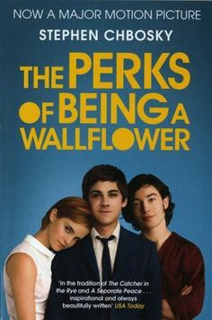 The Perks Of Being A Wallflower by Pittsburgh native, Stephen Chbosky  Filmed in Pittsburgh