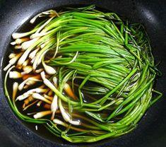 Tteokbokki Recipe, Korean Food, Fritters, Kimchi, No Cook Meals, Pickles, Asparagus, Green Beans, Side Dishes