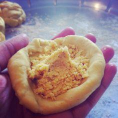 Making dhall puri #mauritian #food