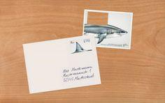 L'association Pro Wildlife dénonce le braconnage avec ces timbres ingénieux