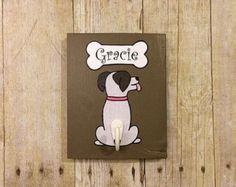 Feliz cola perro sola correa titular Color oscuro por NWoutdoor