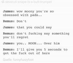 Puns, so many Sirius puns.