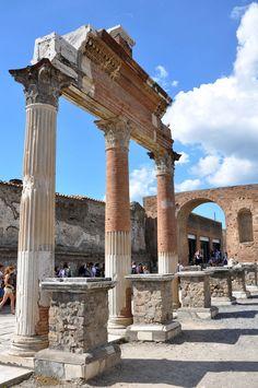 Pompeii (Naples), Campania, Italy