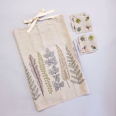 Coral & Tusk Mother's Day gift guides - Plants chef apron and bugs cocktail napkins