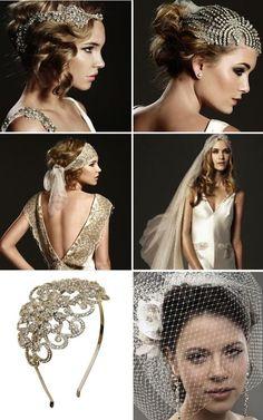 Top Tips To Achieve An Art Deco Inspired Glamorous Wedding : 5 Star Wedding Blog – Luxury Weddings